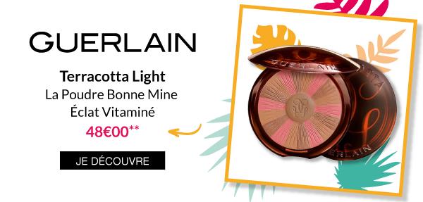 TERRACOTTA LIGHT La Poudre Bonne Mine éclat Vitaminé