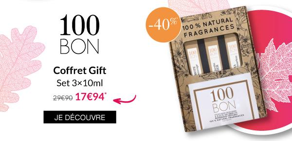 Coffret Gift Set 3×10 Ml